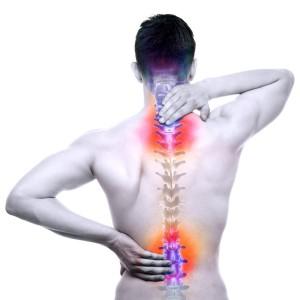 Multilevel back pain